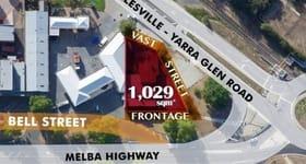 Development / Land commercial property sold at 4 Bell Street Yarra Glen VIC 3775
