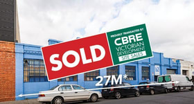 Development / Land commercial property sold at 18-24 Down Street Collingwood VIC 3066
