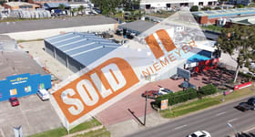 Factory, Warehouse & Industrial commercial property sold at Warehouse + Showroom/258 Milperra Road Milperra NSW 2214
