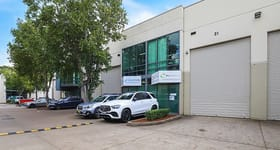 Factory, Warehouse & Industrial commercial property for lease at 287 Victoria Road Rydalmere NSW 2116