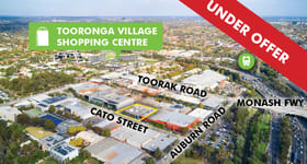 Factory, Warehouse & Industrial commercial property for sale at 8 & 10 Cato Street Hawthorn East VIC 3123