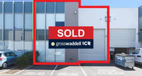 Factory, Warehouse & Industrial commercial property sold at Unit 26, 22-30 Wallace Avenue Point Cook VIC 3030