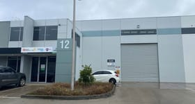 Factory, Warehouse & Industrial commercial property for sale at 12/23a Cook Road Mitcham VIC 3132