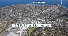 Factory, Warehouse & Industrial commercial property sold at 2/9 Fuji Crescent Mornington VIC 3931