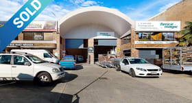 Factory, Warehouse & Industrial commercial property sold at Unit 3/206 Box Road Miranda NSW 2228