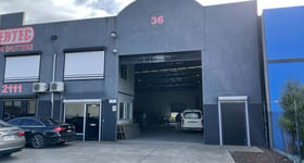 Factory, Warehouse & Industrial commercial property for sale at 36 Industrial Drive Sunshine West VIC 3020