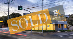 Offices commercial property sold at 399 Riversdale Road Hawthorn East VIC 3123