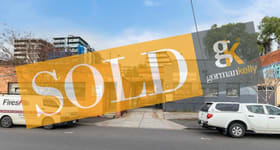 Factory, Warehouse & Industrial commercial property sold at 4-16 Victoria Road Hawthorn East VIC 3123