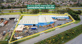 Factory, Warehouse & Industrial commercial property for sale at 417-419 South Gippsland Highway Dandenong South VIC 3175