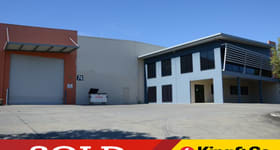 Factory, Warehouse & Industrial commercial property sold at 74 Gardens Drive Willawong QLD 4110