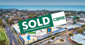 Shop & Retail commercial property sold at Mornington Village cnr Main Street and Cromwell Street Mornington VIC 3931
