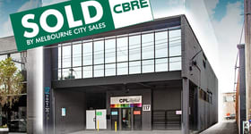 Development / Land commercial property sold at 117-119 Thistlethwaite Street South Melbourne VIC 3205
