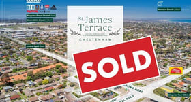 Medical / Consulting commercial property sold at St James Terrace/294-296 Warrigal Road & 157 Centre Dandenong Road Cheltenham VIC 3192