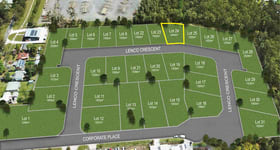 Factory, Warehouse & Industrial commercial property for sale at Lot 24 Lenco Place Landsborough QLD 4550