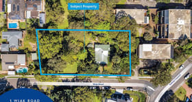 Development / Land commercial property for sale at 1 Wiak Road Jannali NSW 2226