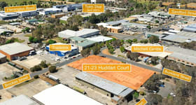 Factory, Warehouse & Industrial commercial property sold at 21-23 Huddart Court Mitchell ACT 2911