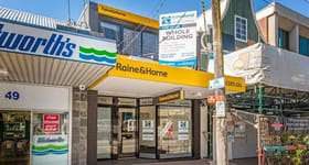 Offices commercial property sold at 47 Alexander Street Crows Nest NSW 2065
