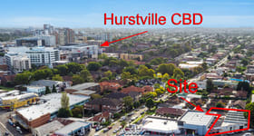 Showrooms / Bulky Goods commercial property sold at 98, 98A & 100 Forest Road Hurstville NSW 2220