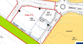 Development / Land commercial property sold at Lot 854 Market Street Burdell QLD 4818