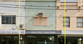 Shop & Retail commercial property sold at 613 King Street Newtown NSW 2042