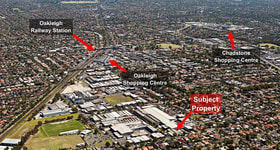 Factory, Warehouse & Industrial commercial property sold at 33-35 John Street Oakleigh VIC 3166