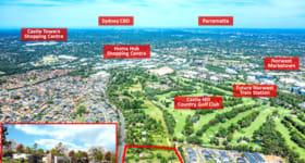 Development / Land commercial property sold at 49 & 93 Windsor Road Baulkham Hills NSW 2153