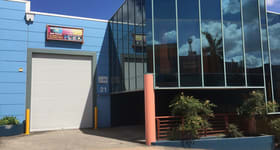 Factory, Warehouse & Industrial commercial property sold at 21/398 The Boulevarde Kirrawee NSW 2232