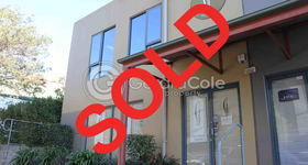 Factory, Warehouse & Industrial commercial property sold at Unit 13/1-13 Parsons Street Rozelle NSW 2039