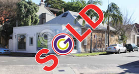 Development / Land commercial property sold at 1 Birchgrove Road Balmain NSW 2041