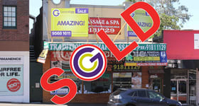 Medical / Consulting commercial property sold at 184 Victoria Road Drummoyne NSW 2047