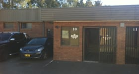 Factory, Warehouse & Industrial commercial property sold at Unit 10/2-4  Clare Mace Close Tumbi Umbi NSW 2261