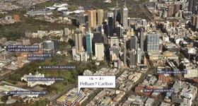 Offices commercial property sold at 15-31 Pelham Street Carlton VIC 3053