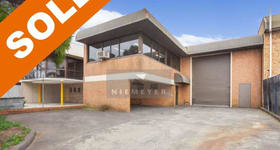 Factory, Warehouse & Industrial commercial property sold at Bankstown NSW 2200