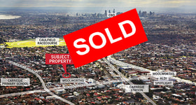 Offices commercial property sold at 9 & 9A Truganini Road Carnegie VIC 3163