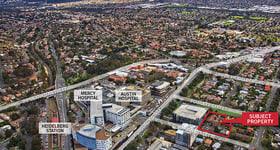 Development / Land commercial property sold at 9-11  Martin Street Heidelberg VIC 3084