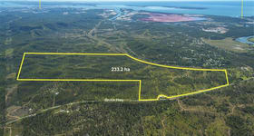 Development / Land commercial property sold at 52370 Bruce Highway Wurdong Heights QLD 4680
