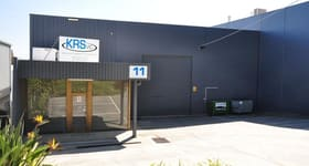 Factory, Warehouse & Industrial commercial property sold at 11 Bastow Place Mulgrave VIC 3170