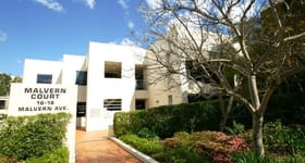 Offices commercial property sold at 16- 18 Malvern Avenue Chatswood NSW 2067