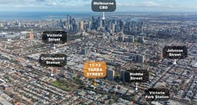 Factory, Warehouse & Industrial commercial property sold at 11-13 Yarra Street Abbotsford VIC 3067