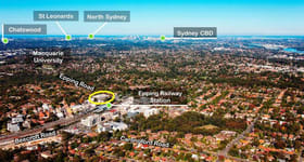Development / Land commercial property sold at 12-22 Langston Place Epping NSW 2121