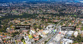 Development / Land commercial property sold at 35 Oxford Street Epping NSW 2121