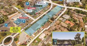 Shop & Retail commercial property sold at 32-34 Mount Eliza Way Mount Eliza VIC 3930
