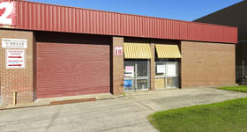 Factory, Warehouse & Industrial commercial property sold at 1/18 Rushdale Street Knoxfield VIC 3180
