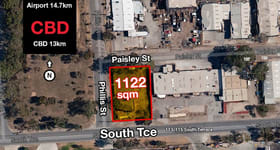 Factory, Warehouse & Industrial commercial property sold at 113-115 South Terrace Wingfield SA 5013