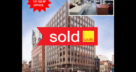 Showrooms / Bulky Goods commercial property sold at Suite 102/620 Bourke Street Melbourne VIC 3000