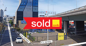 Development / Land commercial property sold at 39-51 Hancock Street Southbank VIC 3006