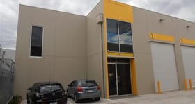 Factory, Warehouse & Industrial commercial property sold at 7 Prime Street Thomastown VIC 3074