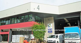 Factory, Warehouse & Industrial commercial property sold at 4/15 Percy Street Auburn NSW 2144