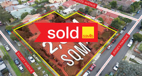 Development / Land commercial property sold at 22-28 Jersey Parade & 3 Elliott Avenue Carnegie VIC 3163