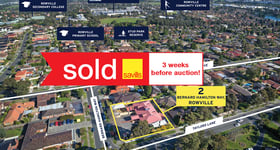 Shop & Retail commercial property sold at 2 Bernard Hamilton Way Rowville VIC 3178